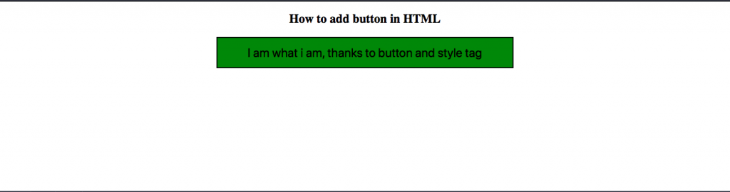 How To Add CSS To HTML