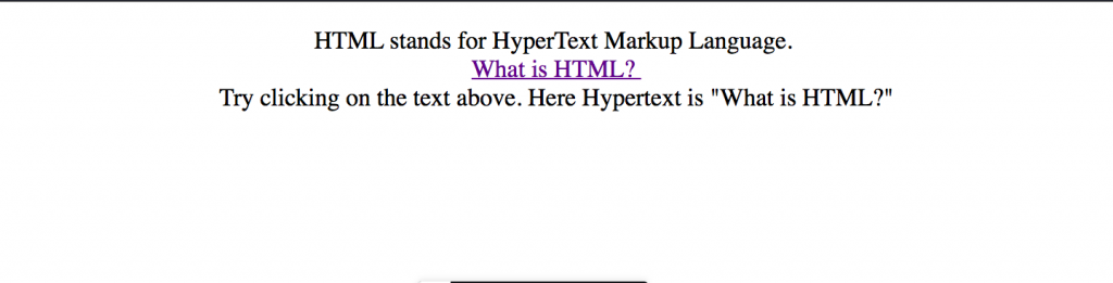 How To Add Hyperlinks In HTML