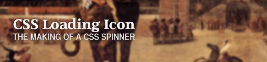 css-spinner