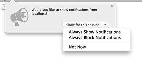 FIREFOX NOTIFICATIONS